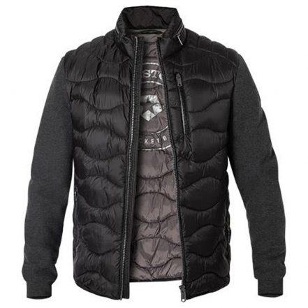 Milestone Quilted Jacket Black