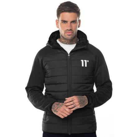 11 Degrees Black Jacket