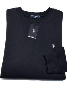 Tom Penn Crew Neck Sweater Navy