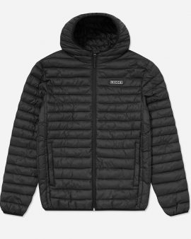 Nicce Maidan Jacket Black