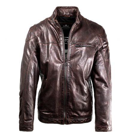 Milestone Nappa Leather Jacket
