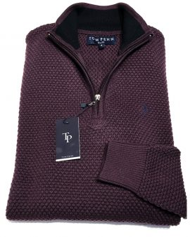 Tom Penn Molloy Knit Purple