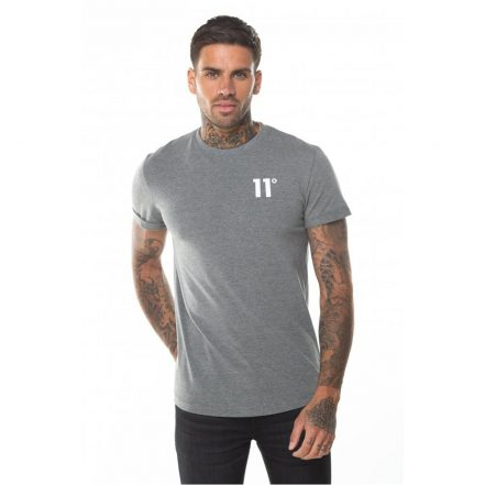 11 Degrees Charcoal T-Shirt