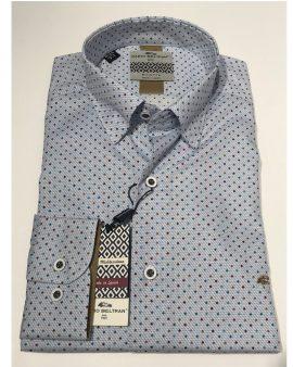 Dario Beltran Alpens Slim Fit Shirt 292