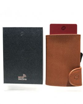 C-Secure Cardholder Tan