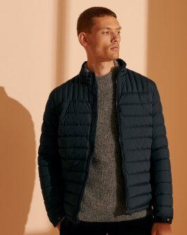 Superdry Ultimate Core Down Jacket Navy