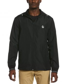 Penguin Hooded Ratner True Black