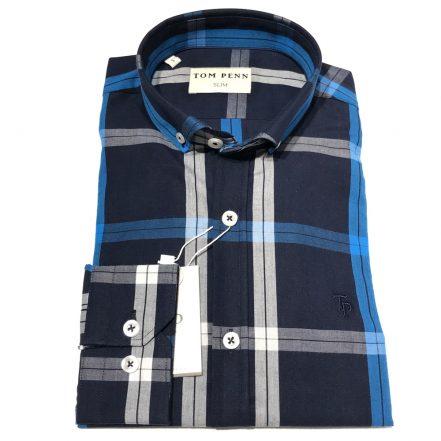 Tom Penn Check Shirt
