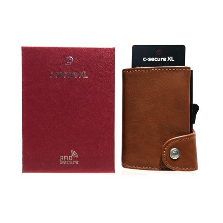 C-Secure XL Cardholder Tan