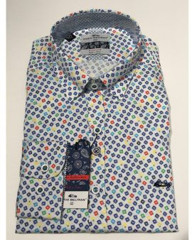 Dario Beltran Cabra Slim Fit Shirt