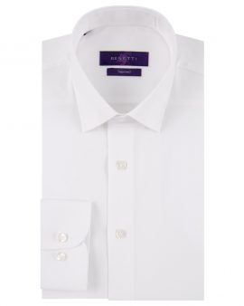 Benetti Classic Tailored Shirt White