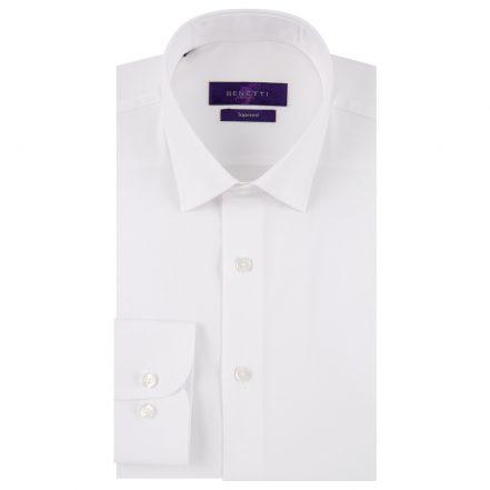 Benetti Tailored Shirt White