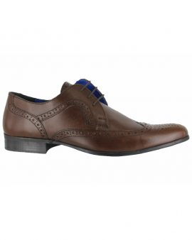 Redtape Louth Shoe Brown