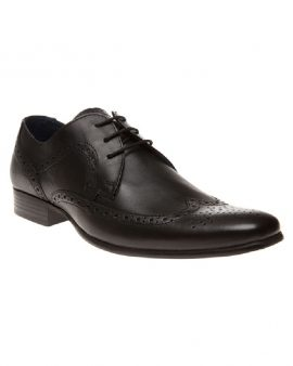 Redtape Louth Shoe Black