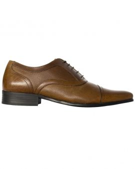 Redtape Potton Shoe Tan