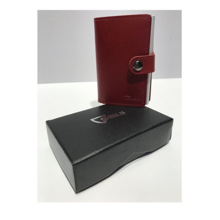 Shield Protect Wallet Brown