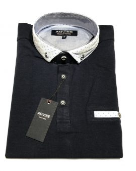 Advise Polo Shirt Navy