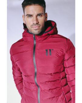 11 Degrees Space Jacket Red