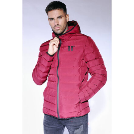 11 Degrees Red Jacket