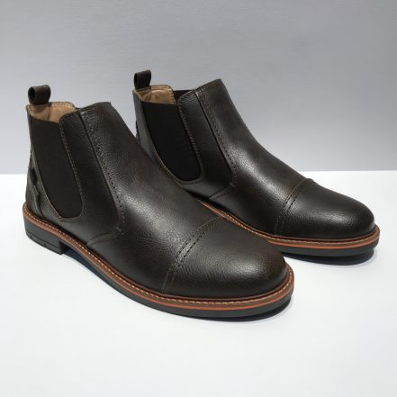 Diesel Daly Boot Brown