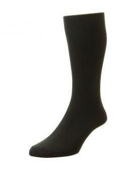 HJ Hall Black Socks