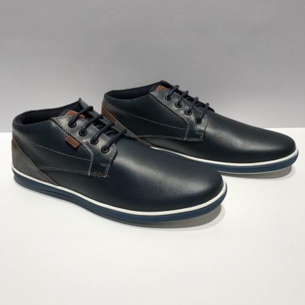 Diesel Cain Boots Navy