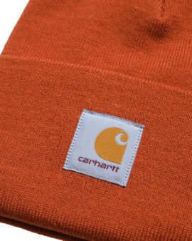 Carhartt Acrylic Watch Hat Cinnamon