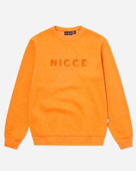 Nicce Mercury Sweat Flame Orange