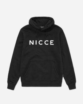 Nicce Original Logo Hood Black