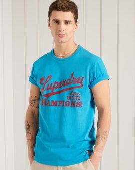 Collegiate Graphic Standard Weight T-Shirt