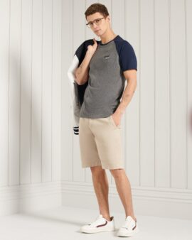 Organic Cotton Baseball T-Shirt