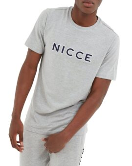 NICCE Mens Plinth T-Shirt